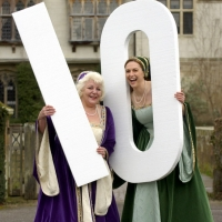 Coombe Abbey Hotel's 10th anniversary.