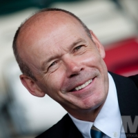 Director of Sport for the British Olympic Association Sir Clive Woodward at the TNT Managers Meeting 2011 at Leicester Tigers stadium. Photograph by Martin Neeves Photography - www.martinneeves.com - Tel: 01455 271849 / 07973 638591 - E-mail: mail@martinneeves.com