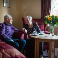 Moat House care home in Burbage. Photography by Martin Neeves Photography - www.martinneeves.com - Tel: +44 (0)7973 638591 - E-mail: martinneeves@googlemail.com
