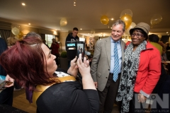 Emmerdale actor John Middleton officially opens Kiwi House care home in Derby. Photograph by Martin Neeves Photography - www.martinneeves.com - Tel: +44 (0)7973 638591 - E-mail: martinneeves@googlemail.com