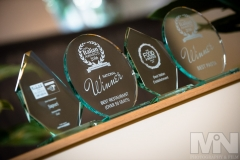 Some of the awards that have been won by Sapori Italian Restaurant in Anstey, Leicestershire.