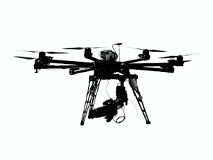 Un-manned Aerial Vehicle (UAV) or Drone Aerial Photography