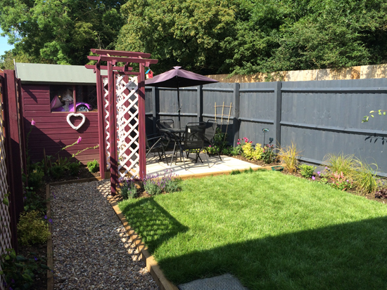 Lilys Garden - after - The power of a Testimonial Video