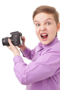 annoy your photographer